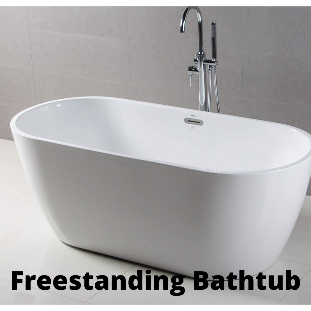 What is the standard size a bathtub