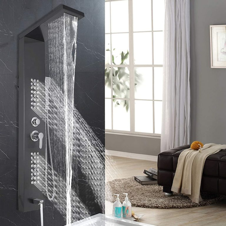 Best Shower Panel Systems
